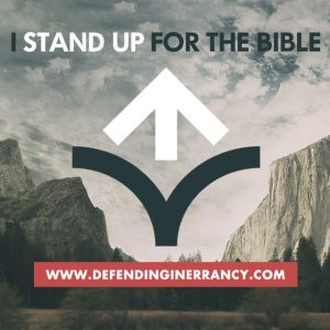 I Stand Up for the Bible!