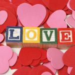 Love Alphabet Blocks