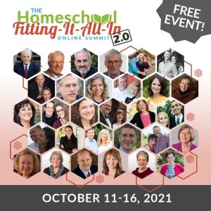 Homeschool Fitting-It-All-In Summit
